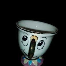 Muñecas Porcelana: TAZA PORCELANA CHIP. Lote 120096026