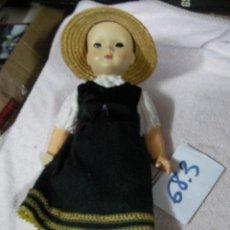 Muñecas Porcelana: ANTIGUA MUÑECA CERAMICA . Lote 120458599