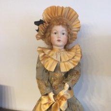 Muñecas Porcelana: MUÑECA PORCELANA DE REPRODUCCION - K*R - S & H. Lote 121805807