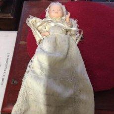 Muñecas Porcelana: MUÑECO ARTICULADA PORCELANA BISCUIT ANTIGUO, BUEN ESTADO. MED. 15 CM. Lote 121897031
