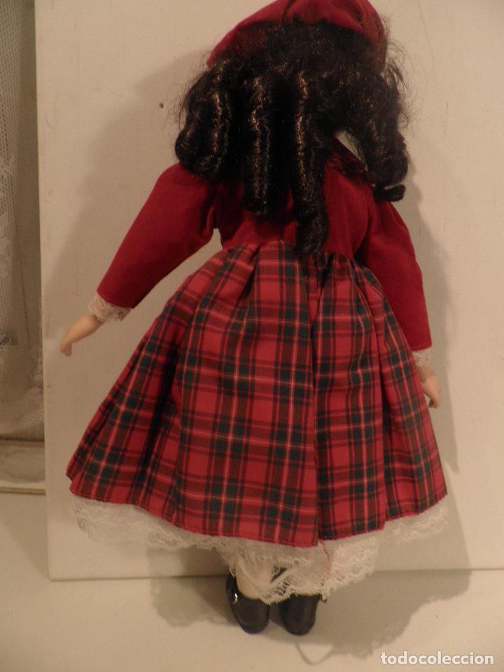 Muñecas Porcelana: MUÑECA PORCELANA CHARLOTTE DE PROMENADE COLLECTION - Foto 4 - 122235571
