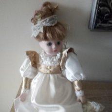 Muñecas Porcelana: MUÑECA DE PORCELANA - 39 CM. DE LARGO. Lote 122750511