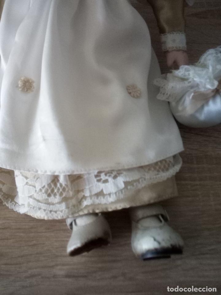 Muñecas Porcelana: MUÑECA DE PORCELANA - 39 CM. DE LARGO - Foto 6 - 122750511