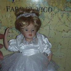 Muñecas Porcelana: BAILARINA DE PORCELANA. Lote 126168171