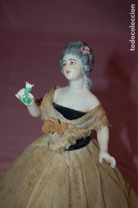 Muñecas Porcelana: dama antigua de porcelana - Foto 4 - 127784355