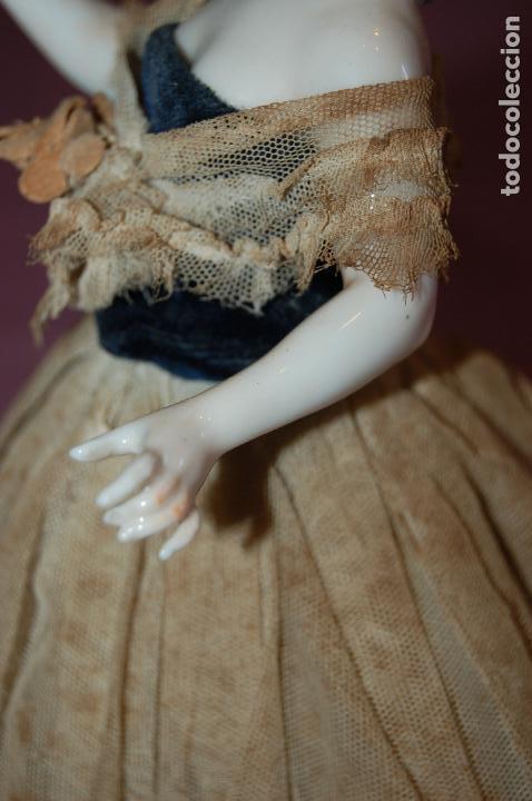 Muñecas Porcelana: dama antigua de porcelana - Foto 9 - 127784355