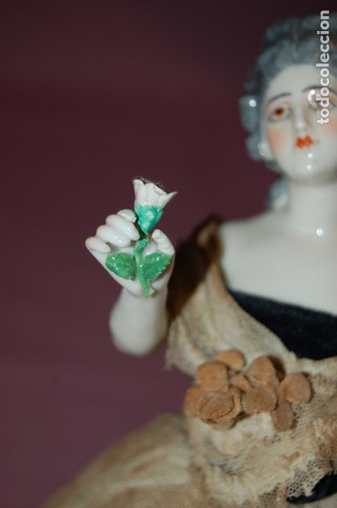 Muñecas Porcelana: dama antigua de porcelana - Foto 10 - 127784355