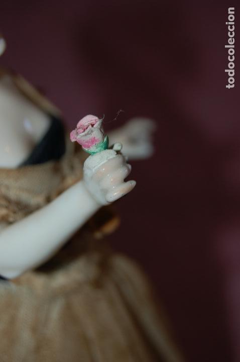 Muñecas Porcelana: dama antigua de porcelana - Foto 11 - 127784355