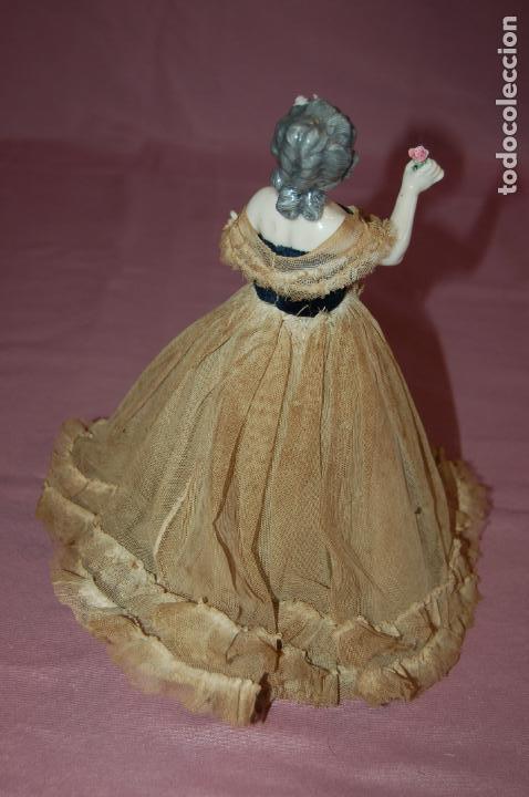 Muñecas Porcelana: dama antigua de porcelana - Foto 13 - 127784355