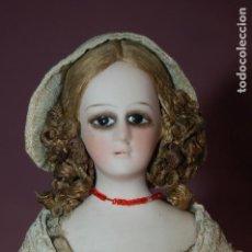 Muñecas Porcelana: DAMA ANTIGUA AÑOS 20. Lote 127784643