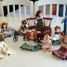 Muñecas Porcelana: MUÑECAS PORCELANA PLANETA AGOSTINI. Lote 128251203