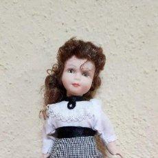 Muñecas Porcelana: MUÑECA DE PORCELANA. Lote 128910283