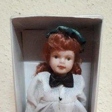 Muñecas Porcelana: MUÑECA DE PORCELANA. Lote 128910423