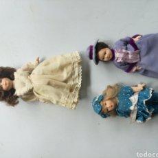 Muñecas Porcelana: MUÑECAS PORCELANA. Lote 129058655