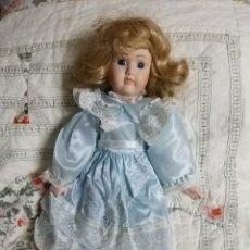Muñecas Porcelana: MUÑECA PORCELANA. Lote 131371694