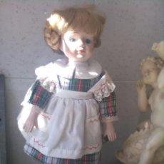 Muñecas Porcelana: MUÑECA PORCELANA. Lote 132548634