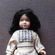 Muñecas Porcelana - Muñeca de porcelana. Colección muñecas del mundo - 132654074