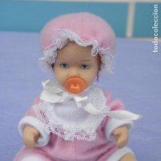 Muñecas Porcelana: MUÑECO BEBÉ DE PORCELANA ARTICULADO. Lote 132941082