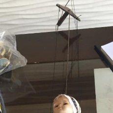 Muñecas Porcelana: MUÑECA TÍTERE DE PRAGA. Lote 133265694