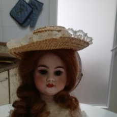 Muñecas Porcelana: BONITA MUÑECA ANTIGUA DE PORCELANA. Lote 133291721