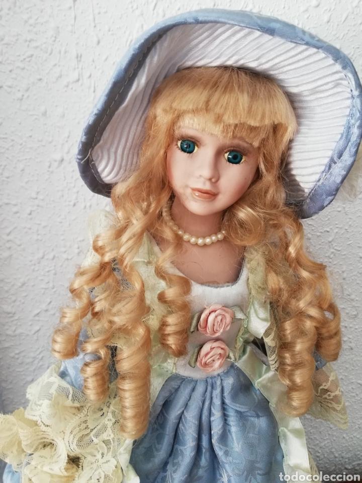 Muñecas Porcelana: Muñeca de porcelana - Foto 3 - 133357643