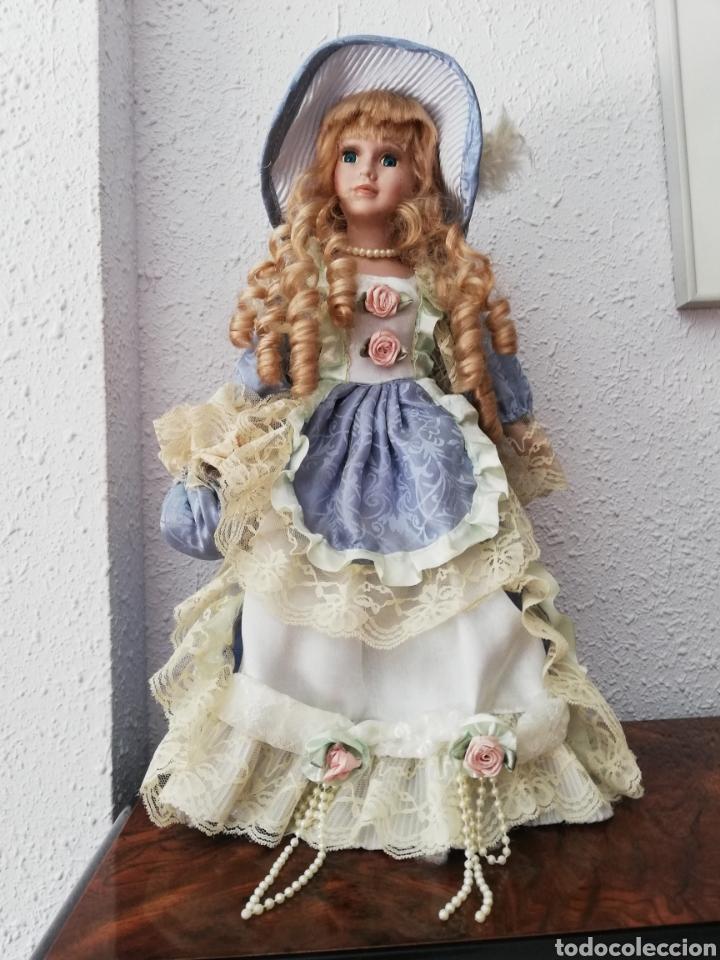 Muñecas Porcelana: Muñeca de porcelana - Foto 7 - 133357643