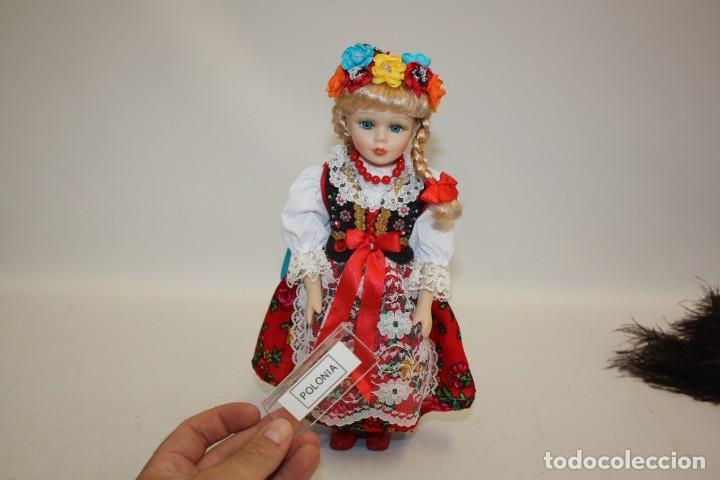 Muñecas Porcelana: PRECIOSA MUÑECA DE PORCELANA POLACA. - Foto 2 - 133591474