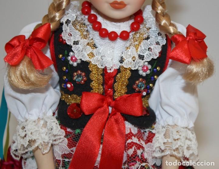 Muñecas Porcelana: PRECIOSA MUÑECA DE PORCELANA POLACA. - Foto 4 - 133591474