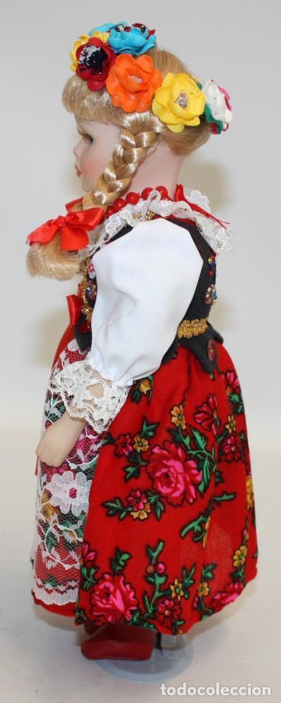 Muñecas Porcelana: PRECIOSA MUÑECA DE PORCELANA POLACA. - Foto 5 - 133591474