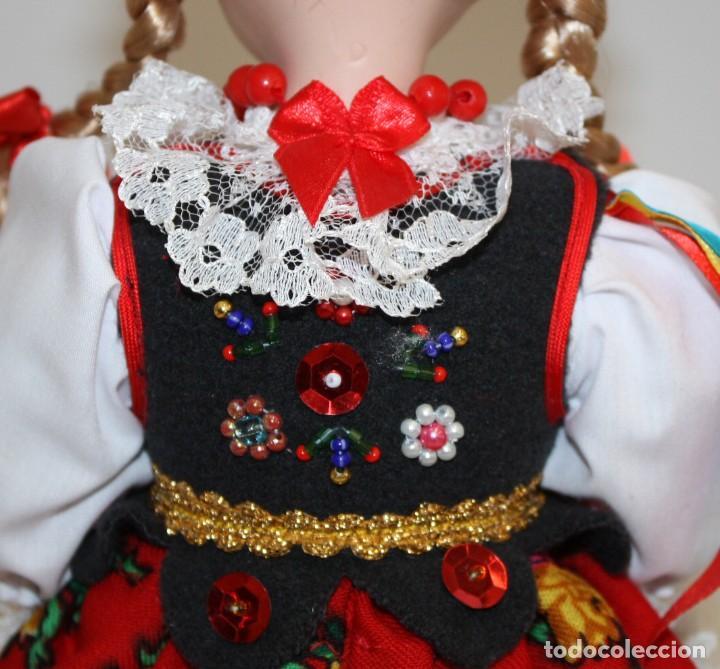 Muñecas Porcelana: PRECIOSA MUÑECA DE PORCELANA POLACA. - Foto 9 - 133591474