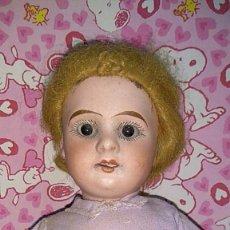 Muñecas Porcelana: ANTIGUA MUÑECA DE PORCELANA. Lote 133596266