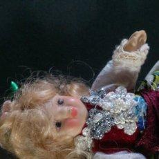 Muñecas Porcelana: MUÑECA PORCELANA. Lote 134713938