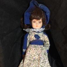 Muñecas Porcelana: MUÑECA DE PORCELANA MUY ANTIGUA. Lote 135625901