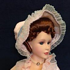 Muñecas Porcelana: MUÑECA PORCELANA DE COLECCION,EDICION LIMITADA EN 84 CM.. Lote 136795470