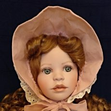 Muñecas Porcelana: MUÑECA PORCELANA DE COLECCION,EDICION LIMITADA EN 80 CM.. Lote 136797518