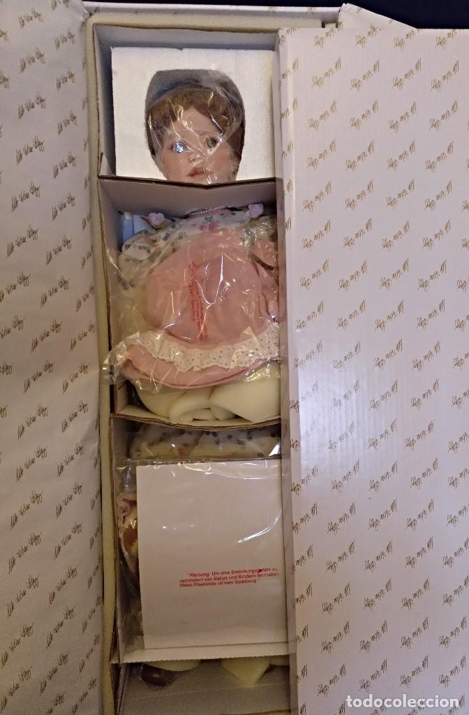 Muñecas Porcelana: Muñeca porcelana de coleccion,edicion limitada en 80 cm. - Foto 5 - 136797518