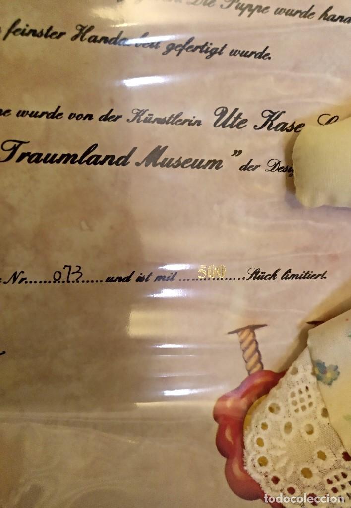 Muñecas Porcelana: Muñeca porcelana de coleccion,edicion limitada en 80 cm. - Foto 21 - 136797518