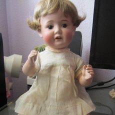 Muñecas Porcelana: ANTIGUA MUÑECA JAPONESA, ANTIGUO MUÑECO JAPONÉS. NIPPON. Lote 145632513