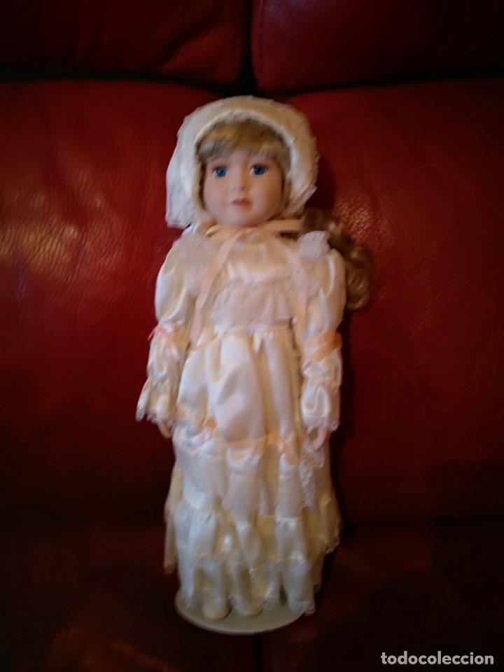 Muñecas Porcelana: Muñeca de porcelana - Foto 5 - 138083862