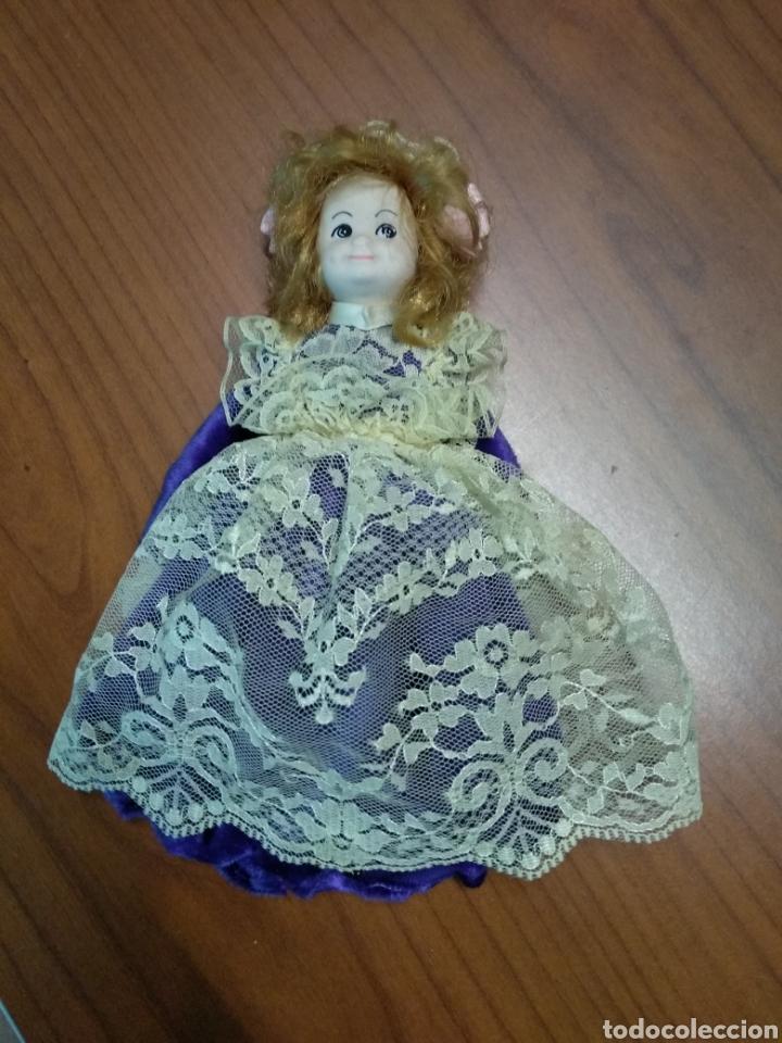 MUÑECA DE PORCELANA (Juguetes - Muñeca Extranjera Moderna - Porcelana)