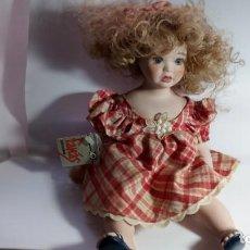 Muñecas Porcelana: MUÑECA PORCELANA FINA. Lote 138836854