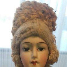Muñecas Porcelana: PRECIOSA MUÑECA DE PORCELANA.. Lote 142569062