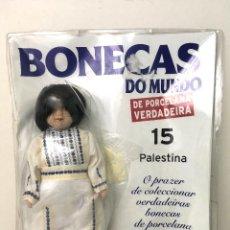 Porzellan-Puppen - MUÑECAS DEL MUNDO-PALESTINA-PORCELANA-RBA - 143842118