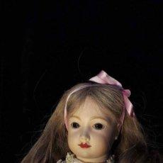 Muñecas Porcelana: MUÑECA ANTIGUA. Lote 144100686