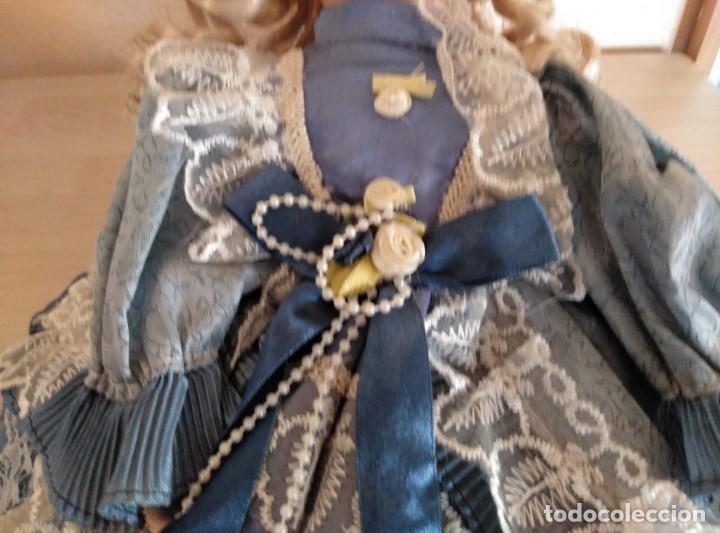Muñecas Porcelana: Muñeca de porcelana - Foto 6 - 144551422