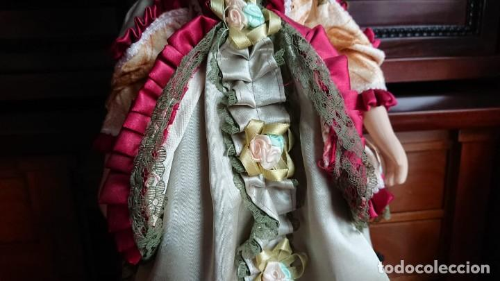 Muñecas Porcelana: MUÑECA VICTORIANA - Foto 4 - 144584194