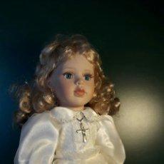 Muñecas Porcelana: MUÑECA DE PORCELANA, 40 CM. Lote 145581533