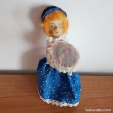 Muñecas Porcelana: MUÑECA DE PORCELANA - COINJU. Lote 146785046