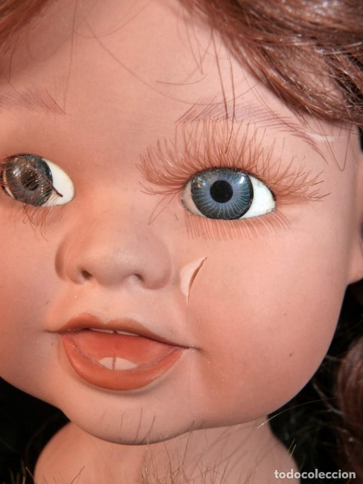 Muñecas Porcelana: GRAN LOTE RESTAURACIÓN MUÑECAS PORCELANA. PIERNAS, BRAZOS Y CABEZAS - Foto 3 - 146845366