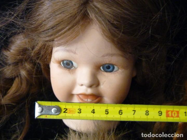 Muñecas Porcelana: GRAN LOTE RESTAURACIÓN MUÑECAS PORCELANA. PIERNAS, BRAZOS Y CABEZAS - Foto 6 - 146845366
